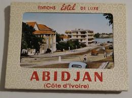 Afrique Côte D'ivoire Carnet De 10 Petites Photos ( Rare ) - Ivoorkust