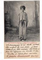 TURQUIE - Salut De CONSTANTINOPLE -JEUNE  KURDH DE LA NOBLESSE  Edit  LUDWIGSOHN  Frères (JANVIER  2021 906) - Turkey