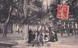 """ILLE SUR TET """" La Promenade, Tres Animée """"   N°8314 - Unclassified"""