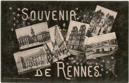 51at 740 CPA - SOUVENIR DE RENNES - Rennes
