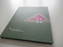 Polen Jahrbuch 2006 Book Of Postage Stamps / Ksiega Znaczkow Pocztowych Jahrgang 2006 Mit Gestempelten Marken / O - Gebruikt