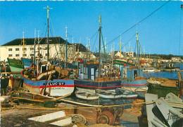 29 - Concarneau - Le Port De Peche - Jean Audierne      O 1217 - Concarneau