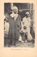 Algérie - ANNABA Bône - Types Algériens - Indigènes - Ed. Antonin 3716 - Hombres