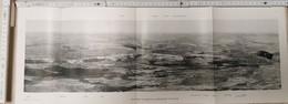 14-18.WWI Landkarte ( Front Map ) Champagne Paissy & Neuville  Ballonzug 31   RAR !  Battlefield Kampfgebiet   Karte Nr. - 1914-18