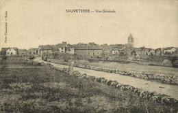 SAUVETERRE  Aveyron Vue Generale  Photo Chauchard Rodez RV - Non Classificati