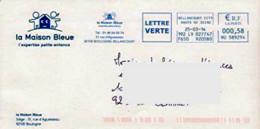 "EMA "" LA MAISON BLEU "" Expertise Petite Enfance (1320)_ema220 - Affrancature Meccaniche Rosse (EMA)"