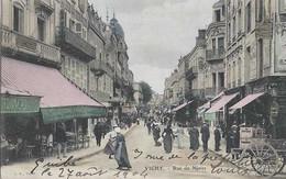 03 - Vichy - Rue De Nimes - Circulé En 1904 - Colorisée - Animée - TBE - Vichy