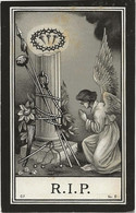 DP. FRANCISCUS BREUGELMANS ° GHEEL 1896- + 1918 - Religion &  Esoterik