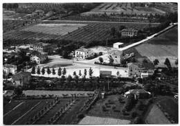 Colfosco (Treviso). Veduta Dall'aereo. - Treviso