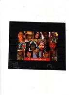 Bloc 196 Europalia 2011 Emission Commune Avec Le Brésil - Used Stamps