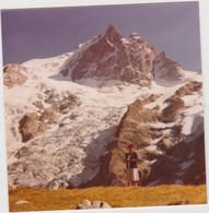 Lot De 7 Photos Originales  La Grave Le Lautaret Hautes Alpes Aout  Et Septembre-1979 - Lugares