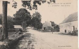 Aubrives  , Route De Givet ,( Charleville Mézières , Givet ), édit Guillaume ,N° 1 - Givet