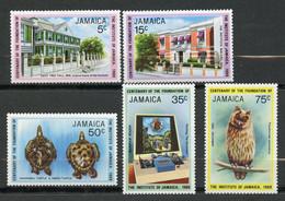 Jamaica, Yvert 480/484, MNH - Jamaica (1962-...)