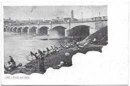 Lodi - Ponte Sull'Adda - Lavandaie. - Lodi