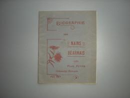 Nains Béarnais - Dwerg - Dwarf - Circus - Cirque - Kermesse - Kermis - Fair - 1901-1940