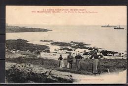 CPA 50  - MONTFARVILLE    ( Ref 50 - 1045 ) Pointe Du Cap  - Anse De Landemer - Non Classificati