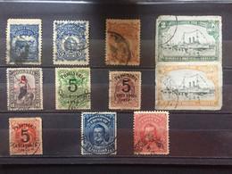 LOT 4 / URUGUAY / 1906-10 / N° Y/T - Uruguay