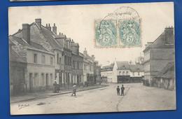 LONGUEVILLE-SUR-SCIE      écrite En 1908 - Unclassified