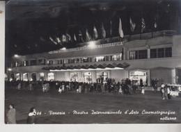 VENEZIA MOSTRA INTERNAZIONALE D'ARTE CINEMATOGRAFICA  NOTTURNO VG 1957 - Verona