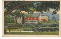 CPA, Trinitad ,N°77765 , Governor's  Residence Trinidad , B.W.I. ,Ed. Y. De Lima - Trinidad