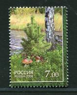 SALE  Russia 2008 Mi. 1500  Mushrooms  MNH - Funghi