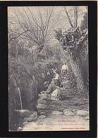 Pyrenees Orientales 66 / Ille Sur Tet, Lavoir Naturel Des Neuf Fontaines - Altri Comuni