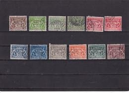BAYERN/BAVARIA/BAVIÈRE/ BEIEREN - Duitsland - 1919 DIENSTZEGELS Used/ 7,5 ; 60; 1M MH* - Beieren