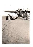 AIR AFRIQUE 1938 . A AGEL'HOC - Aviation