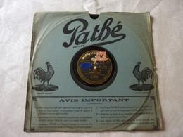 Disque 78 T Phonographe GRAMOPHONE Pathé - Laurens Borel-Clerc N° 4795 - 78 G - Dischi Per Fonografi