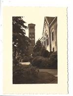 Westmalle 1940- Trappisten - 2 Foto's (11x8cm). - Malle