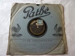 Disque 78 T Phonographe GRAMOPHONE Pathé - Charlus (grivoiserie) N°4783 - 78 G - Dischi Per Fonografi