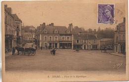 49 SEGRE  Place De La République - Segre
