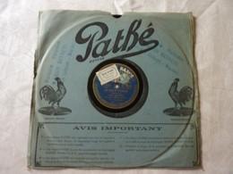 Disque 78 T Phonographe GRAMOPHONE Pathé - Bérard N° 4510 - 78 G - Dischi Per Fonografi