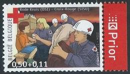 Z0322 - BELGIE - BELGIUM - 2004 - Nr 3307 - DSI - SISU - HET RODE KRUIS - CROIX ROUGE - RED CROSS - Unused Stamps