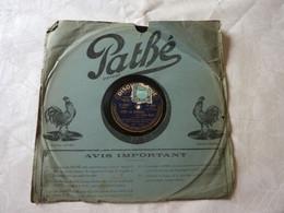 Disque 78 T Phonographe GRAMOPHONE Pathé - Scotto - Dalbret N° 4995 - 78 G - Dischi Per Fonografi