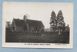 BUCKINGHAMSHIRE CHESHAM  SAINT JOHN'S, ASHLEY GRENN - Buckinghamshire