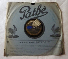 Disque 78 T Phonographe GRAMOPHONE Pathé - Mercadier N° 4952 - 78 G - Dischi Per Fonografi