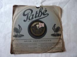 Disque 78 T Phonographe GRAMOPHONE Pathé - Charlus De L'Alcazar (comique) N°4571 - 78 G - Dischi Per Fonografi