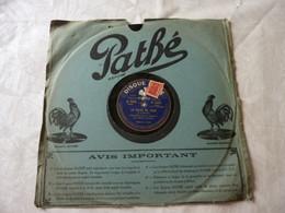 Disque 78 T Phonographe GRAMOPHONE Pathé - Monty Du Petit Casino N° 5068 - 78 G - Dischi Per Fonografi