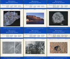 Meteoritics & Planetary Science 1998  (7 Numbers) - Astronomy