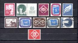 Naciones Unidas .- New York    1951  .-   1/11 - Gebraucht