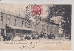 57 MOYEUVRE GRANDE   Gross Moyeuvre Café Et Theatre  SCALA - Andere Gemeenten