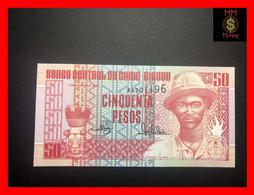 Guinea-Bissau 50 Pesos  1.3.1990   P. 10   UNC - Guinea-Bissau