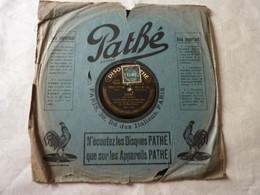 Disque 78 T Phonographe GRAMOPHONE Pathé - Vallin-Pardo De L'opéra Comique N° 172 - 78 G - Dischi Per Fonografi