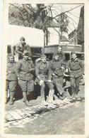 MILITARIA   Photo Groupe De Militaire 1940 Format 110 X 70  2scans - Documents