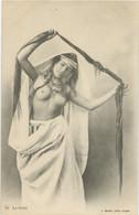 ALGERIE Scènes Et Types Femme Seins Nus La Danse Geiser - Women