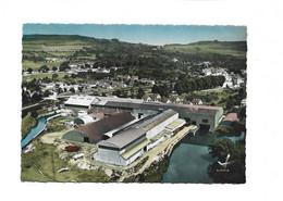 En Avion Au Dessus De Mouzon - L'usine OLIVET - Other Municipalities