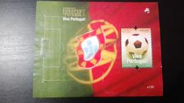 Portugal - Bloco Moderno Circulado (Sport) - Unclassified