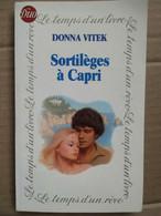 Donna Vitek - Sortilèges à Capri/ Duo, 1981 - Andere