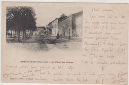 SAINT CLAUD SUR LE SON LA PLACE DES ARBRES PRECURSEUR TBE - Other Municipalities